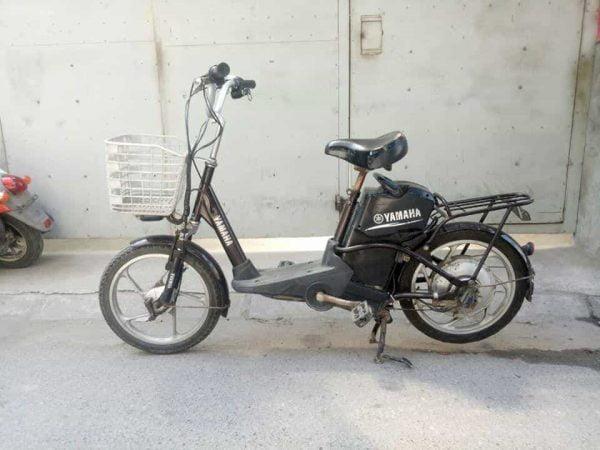 xe đạp điện yamaha cũ