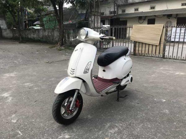 xe máy điện vespa roma cũ