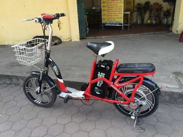 xe đạp điện hkbike cũ