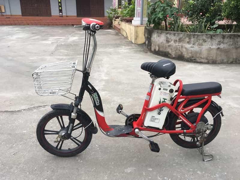 xe điện hkbike cũ