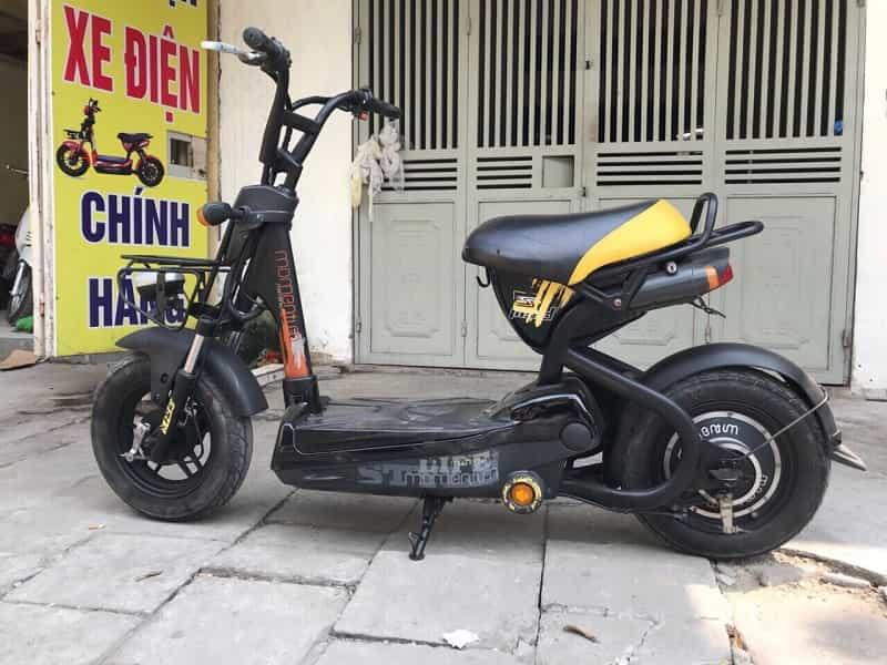 xe đạp điện m133 nhập khẩu cũ